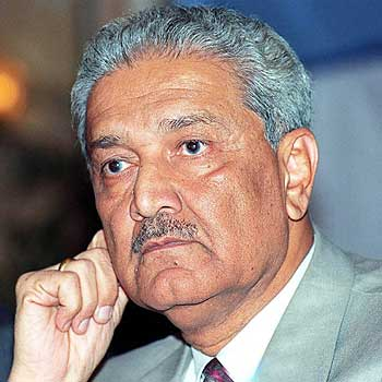 "Abdul Qadeer Khan made the ""Islamic Bomb"" possible..."